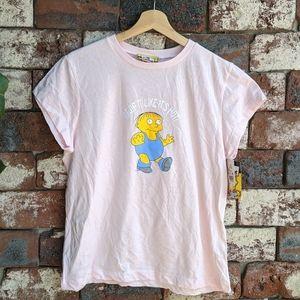 NWT Ralph Wiggum Drop it Like it's Hot t-shirt